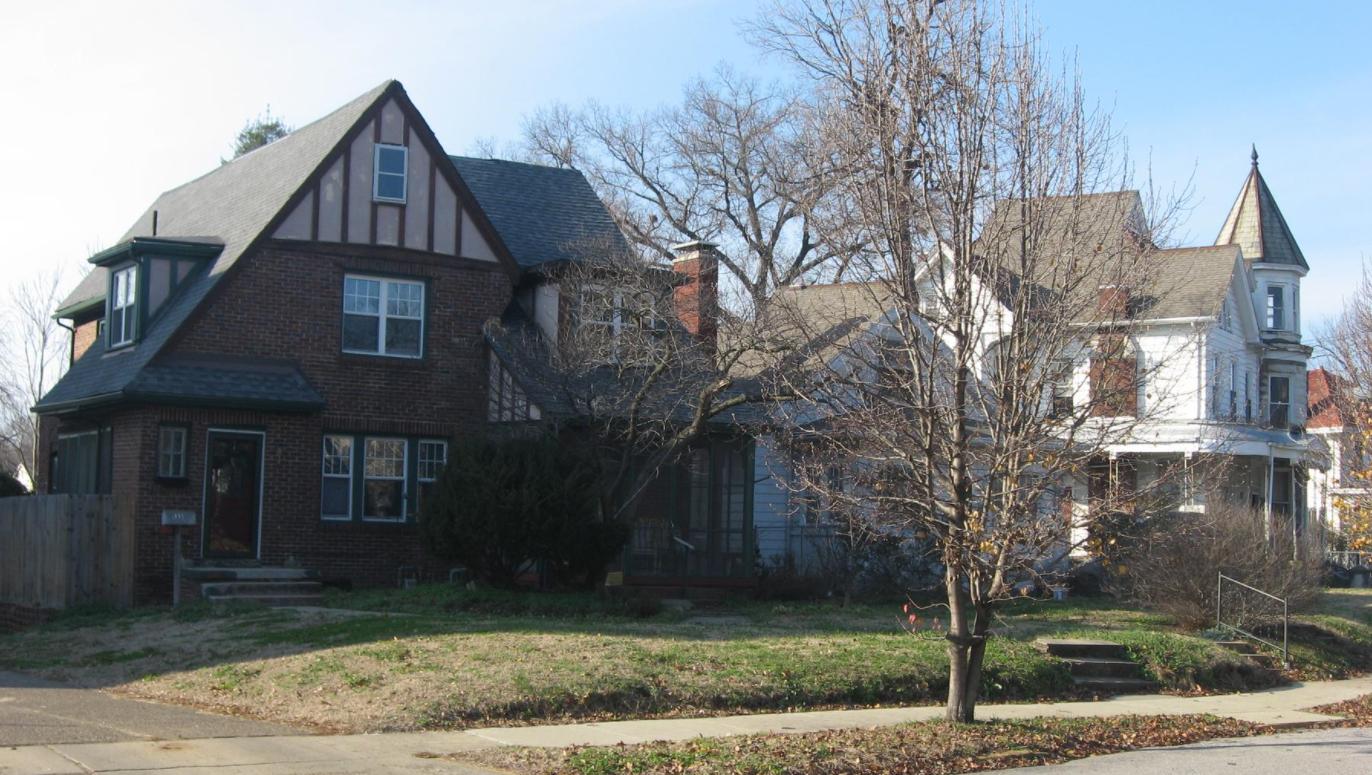 domy pro bydlení