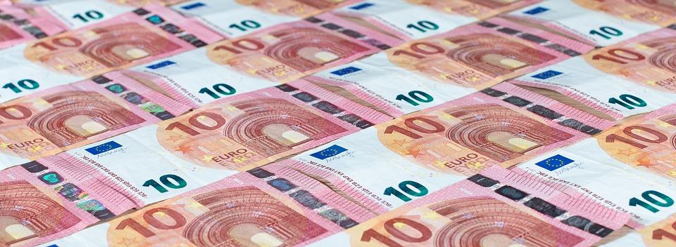 eura desítky