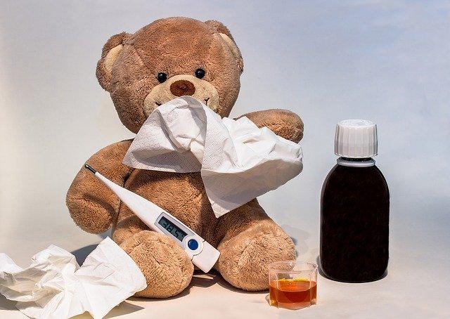 nemoc dětí