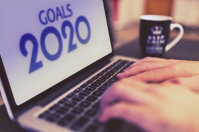 předsevzetí na rok 2020