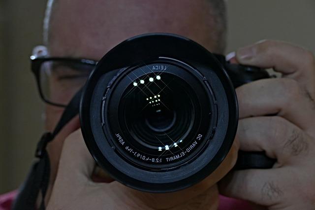 objektiv foťáku